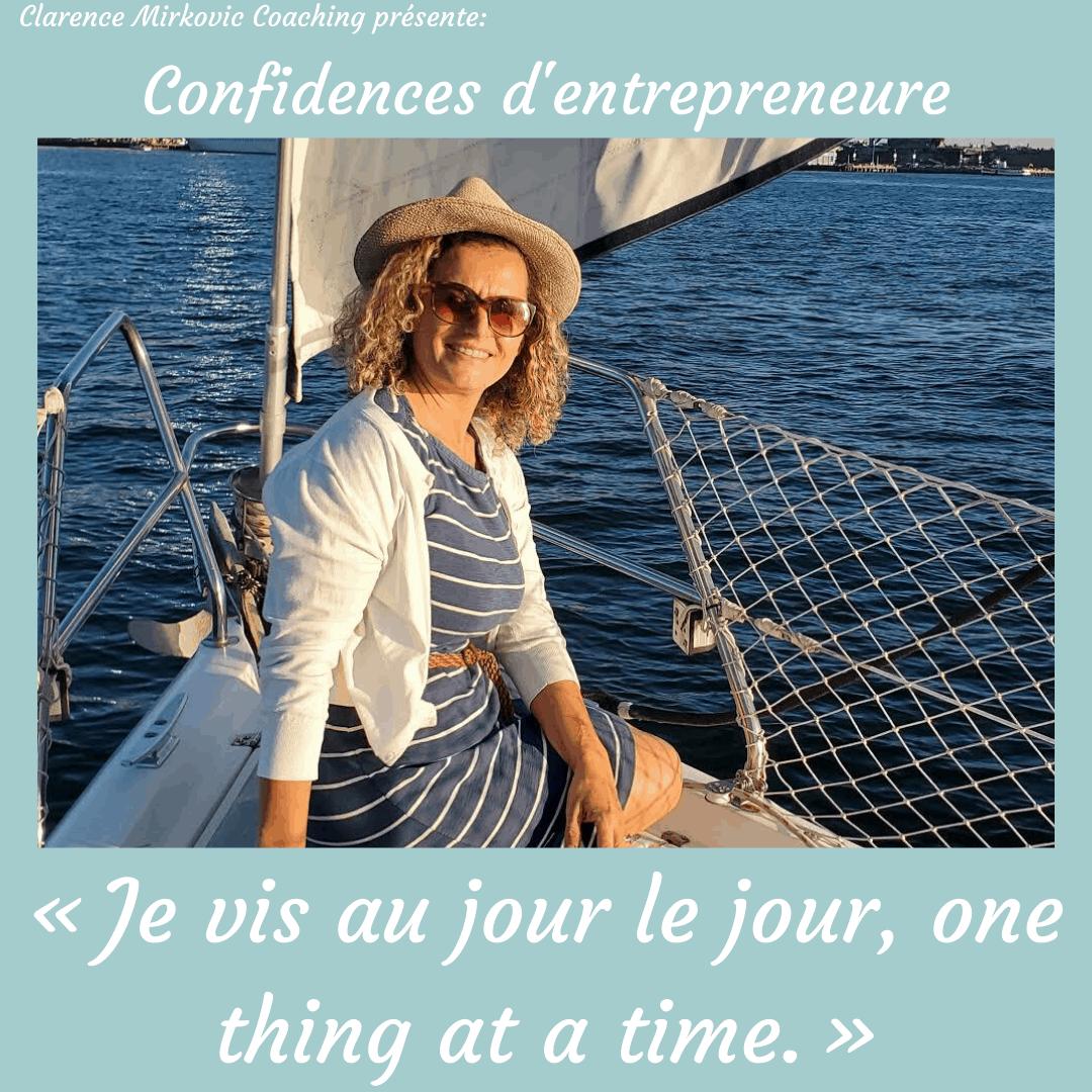 «Je vis au jour le jour, one thing at a time.» – Julie Ripoll, fondatrice de «San Diego, c'est beau!»